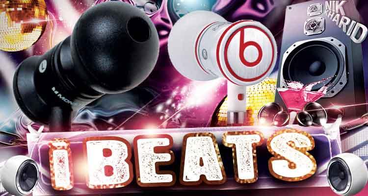 هدفون بیتس آی بیتس beats ibeats